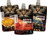 Kattensnacks kitty's cream