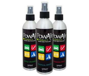PowAir Spray Geurverwijderaar