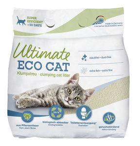 Composteerbare Kattenbakvulling Ultimate Eco Cat