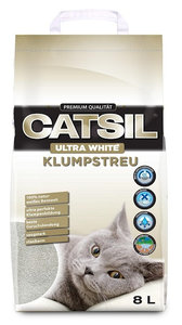 CatSil ultra white kattenbakvulling