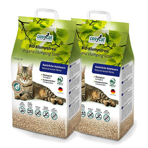 CosyCat biologisch afbreekbare kattenbakvulling