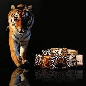 Knuffelkussen met valeriaan Wildlife edition