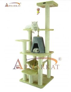 Krabpaal Armarkat AC6501B Beige