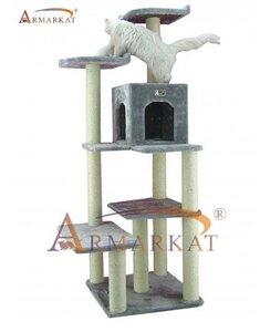 Krabpaal Armarkat AC6802S Zilver