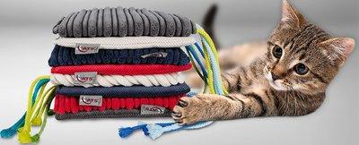 Kattenkruid kattenspeeltje ritselkussen Premium large 4cats