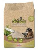 Kattenbakvulling van gras klontvormend